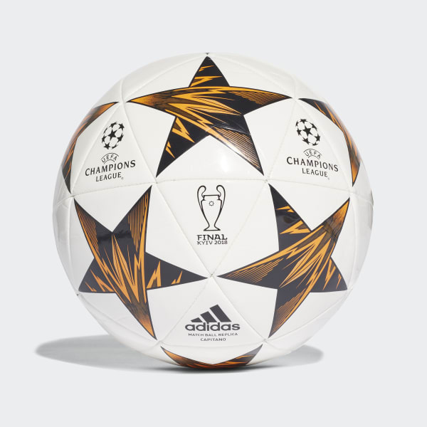 Balón Capitano UCL Finale Kiev Blanco CF1199