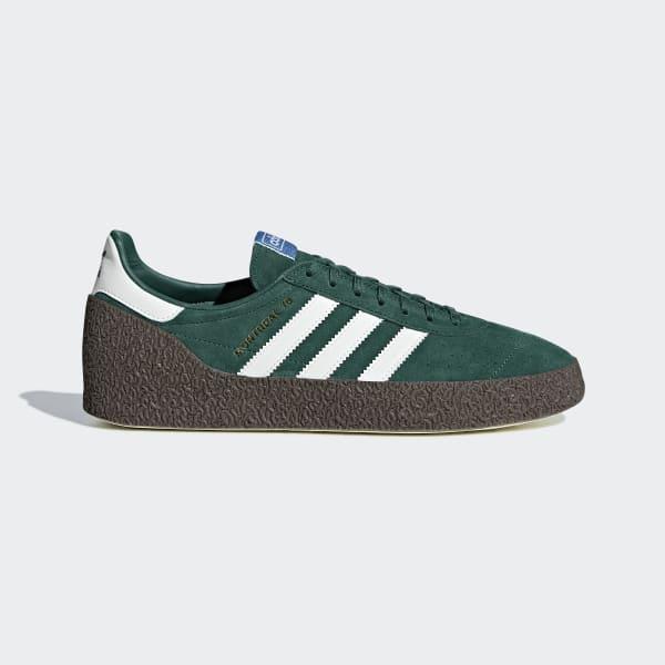 Montreal '76 Schuh grün B41480