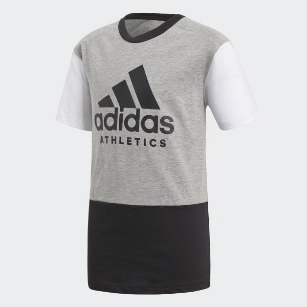 Camiseta ID Cinza CF6450
