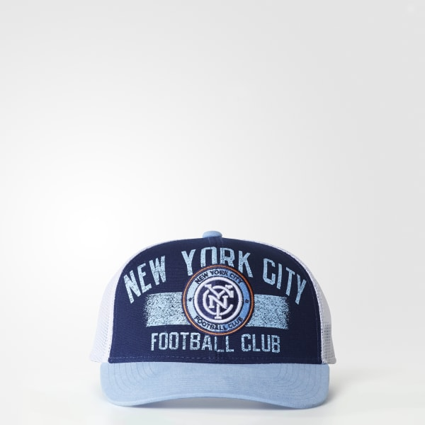 New York City FC Trucker Hat Multicolor BM8499