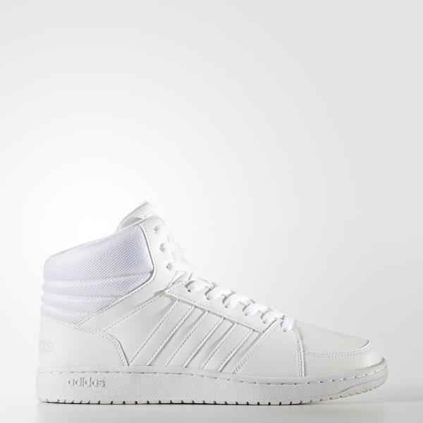 VS Hoops Mid Shoes White CG5711