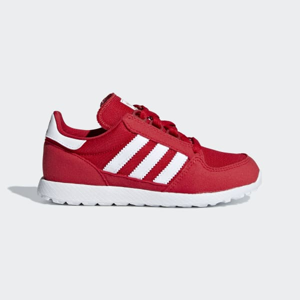 Forest Grove Shoes Red D96686