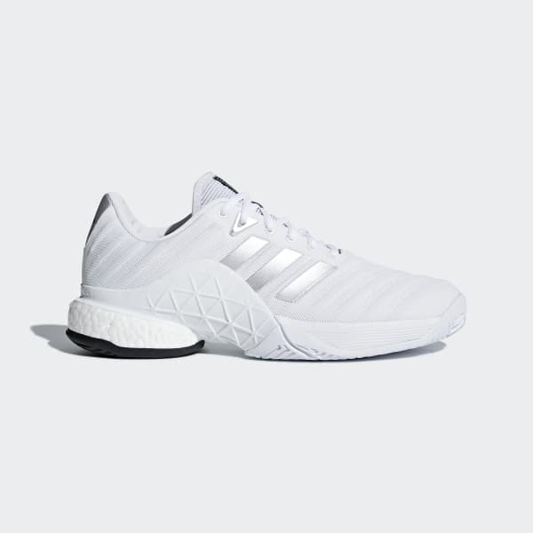 Barricade 2018 Boost Shoes White DB1570