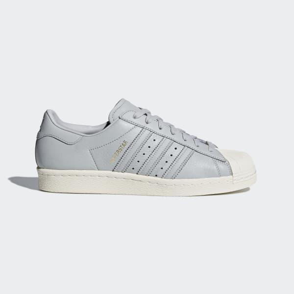 Superstar 80s Schuh grau CQ2657