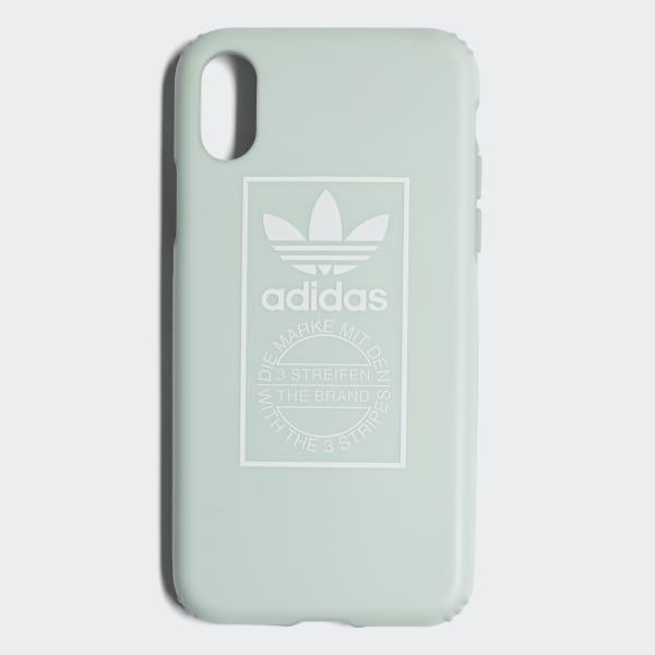 TPU Hard Cover iPhone X Green CJ6207