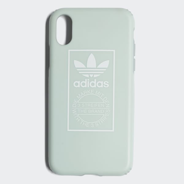 TPU Hard Cover iPhone X Schutzhülle grün CJ6207