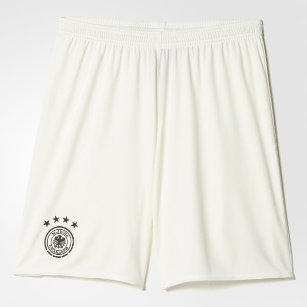 UEFA EURO 2016 Germany Away Shorts White AA0119