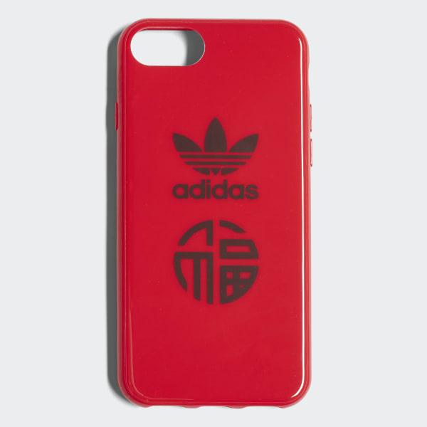 Funda iPhone 8 Snap CNY Rojo CJ8323