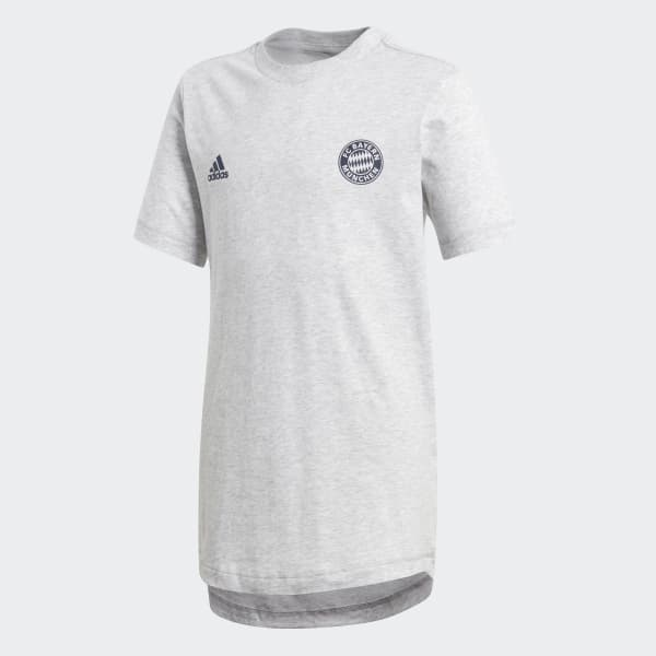 FC Bayern München T-Shirt grau CV6194
