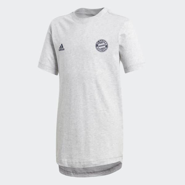 T-shirt FC Bayern München Grigio CV6194