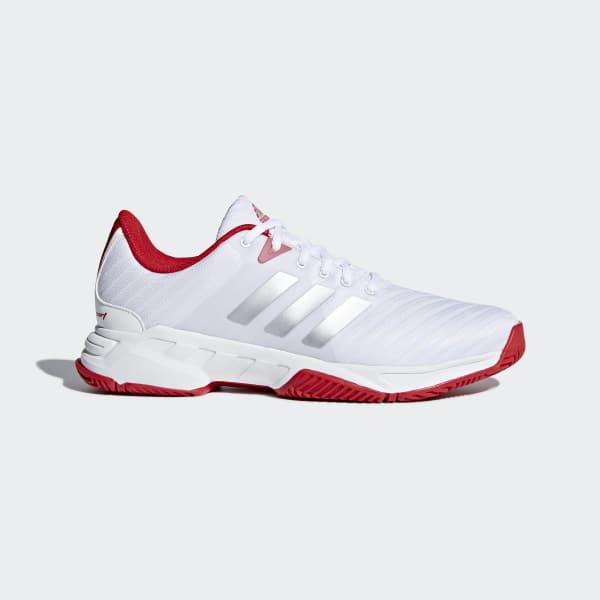 Barricade Court 3 Shoes White CM7814