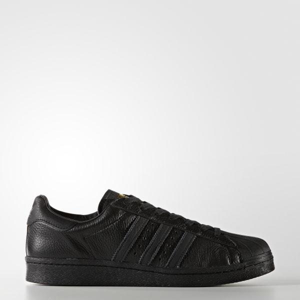 Chaussure Superstar Boost noir BB0186