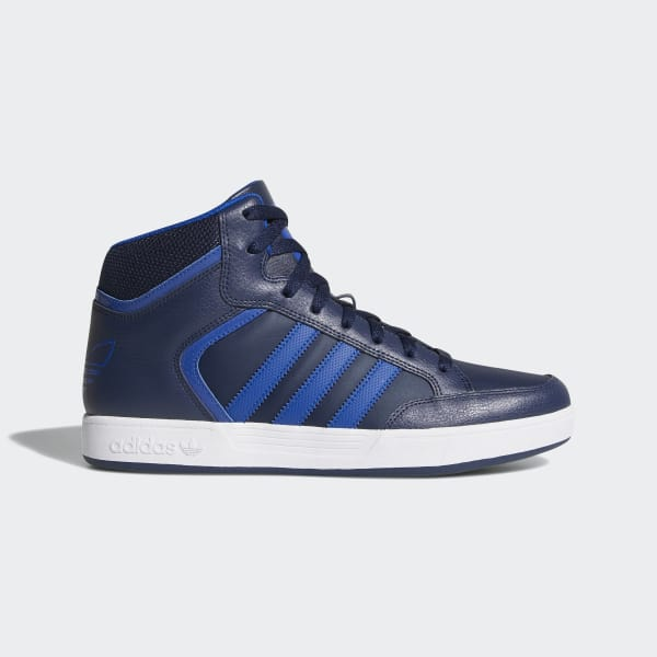 Varial Mid Shoes Blue CQ1149