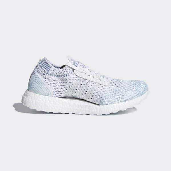 Buty Ultraboost X Parley bialy BB7152