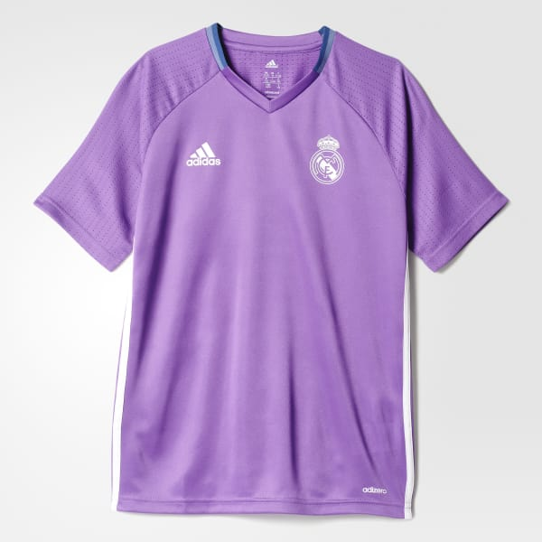Maillot d'entraînement Real Madrid pourpre AO3123