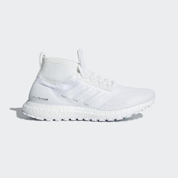 Ultraboost All Terrain Shoes White BB6131