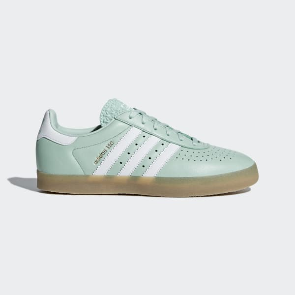 adidas 350 Shoes Green CQ2346