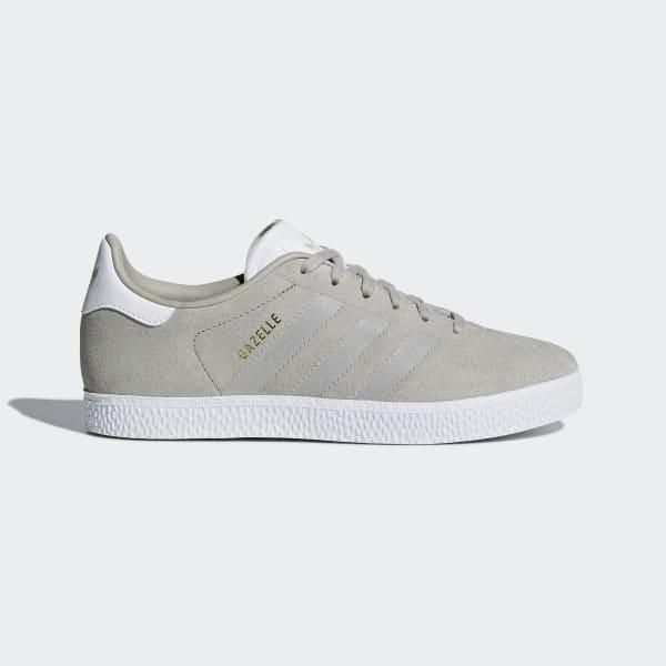 Gazelle Shoes Grey CQ2881