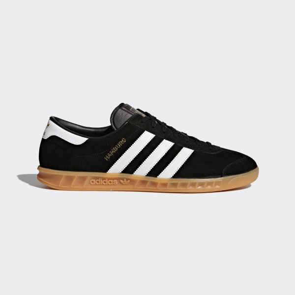 Hamburg Shoes Black S76696