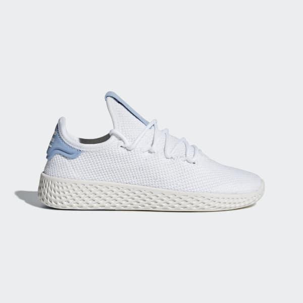Pharrell Williams Tennis Hu Shoes White BB6839