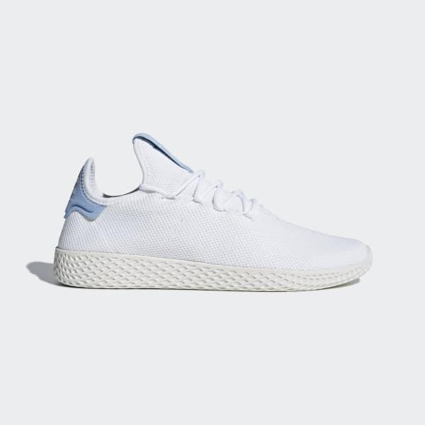 Tenis Pharrell Williams Hu FTWR WHITE/FTWR WHITE/CHALK WHITE CQ2167