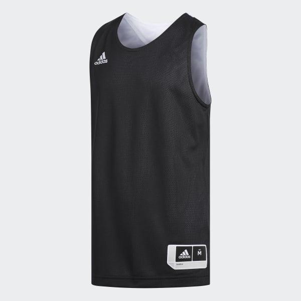 Reversible Crazy Explosive Basketbalshirt zwart CD8636