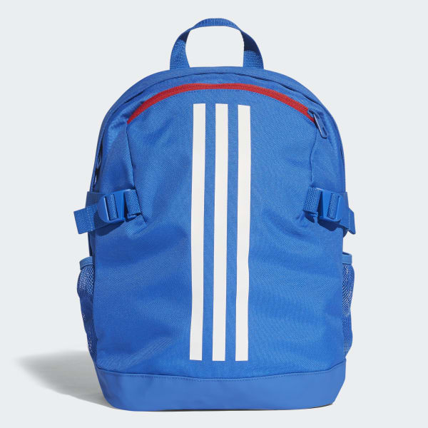 Mochila 3-Stripes Power Small Azul CV7151