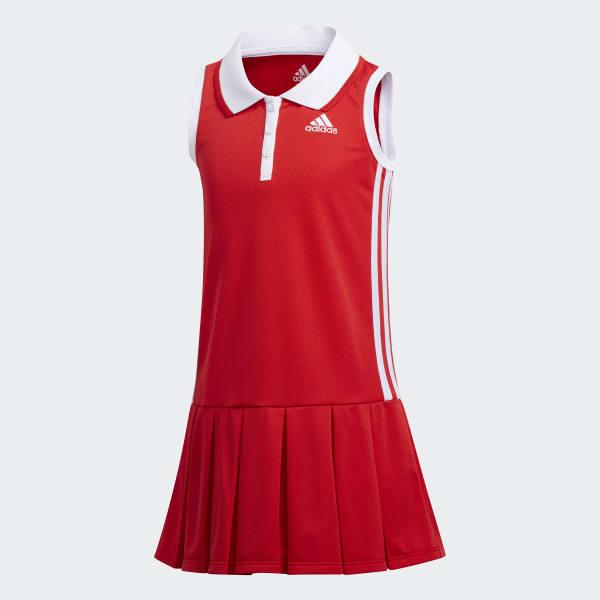 Twirl Polo Dress Pink CJ2434