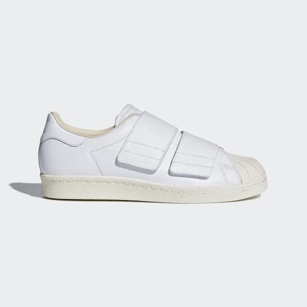 Sapatos Superstar 80s CF Branco CQ2447