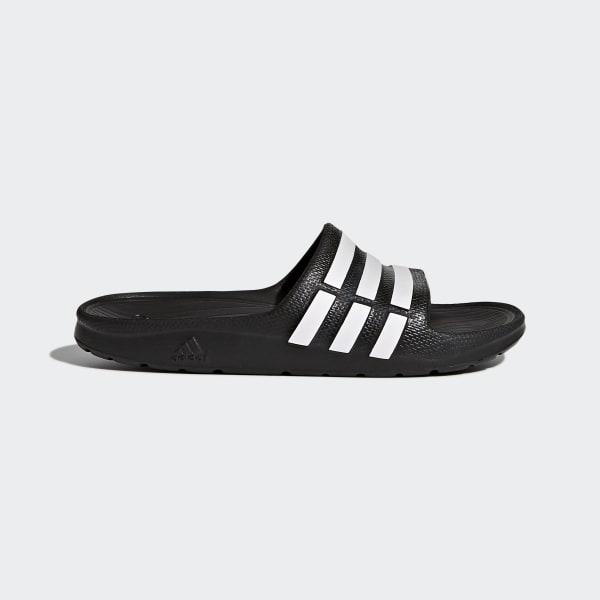 Duramo Slippers zwart G06799