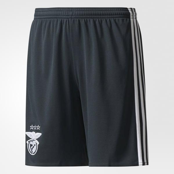 Benfica Away Shorts Grey B31022