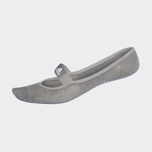 Chaussettes Yoga (M/L) gris BH0331