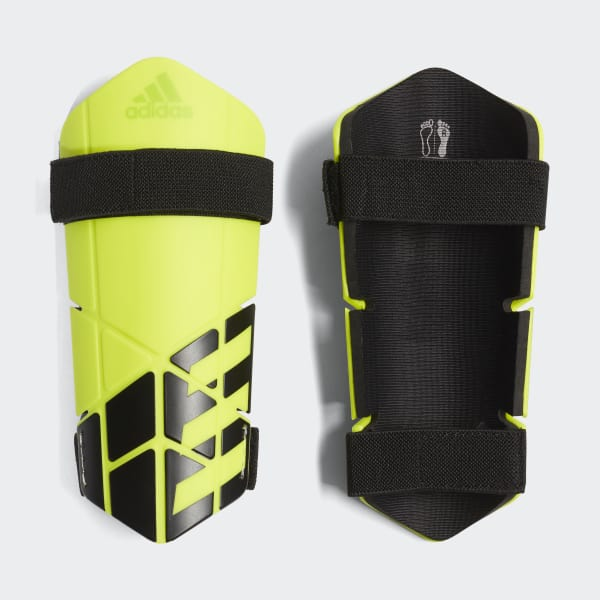 X Lite Shin Guards Yellow CW9719