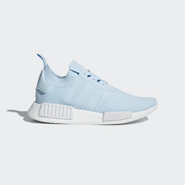 NMD_R1 Primeknit Shoes Blue BY8763