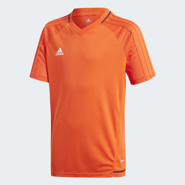 Tiro17 Training Voetbalshirt oranje BP8568