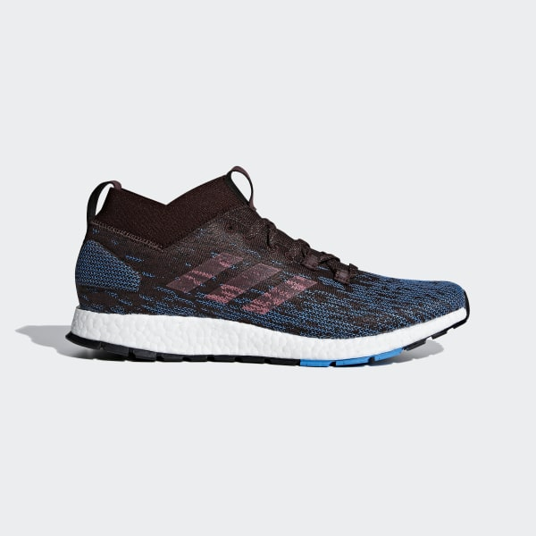 Pureboost RBL Shoes Red CM8311