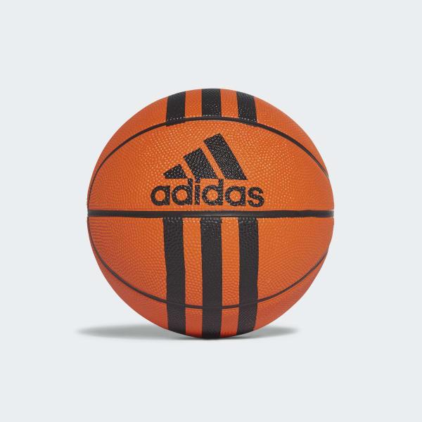3-Stripes Mini Basketball Orange X53042