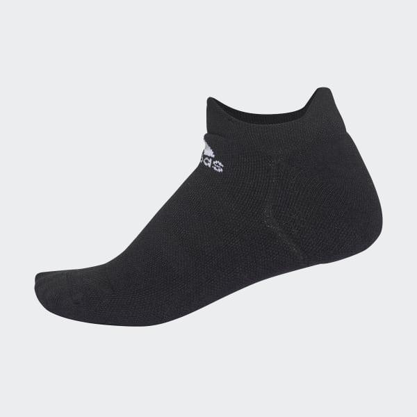 Alphaskin Maximaal Dempende No-Show Sokken zwart CV7592