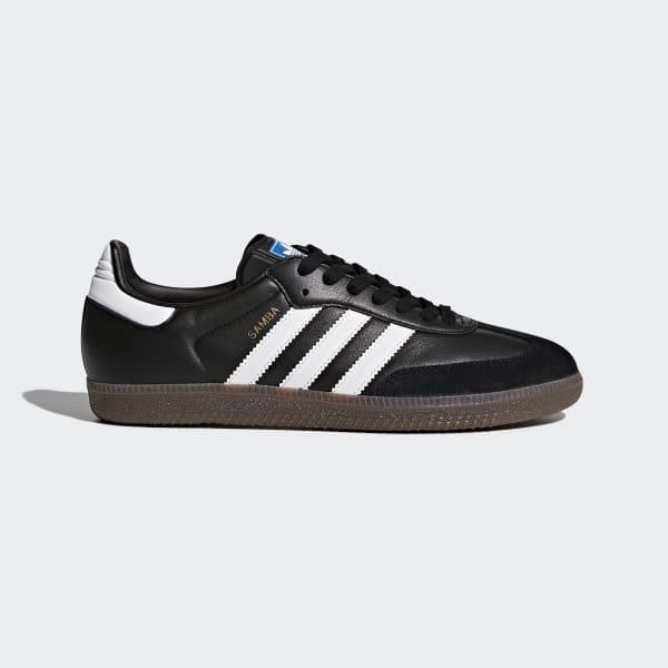 Samba OG Shoes Black BZ0058