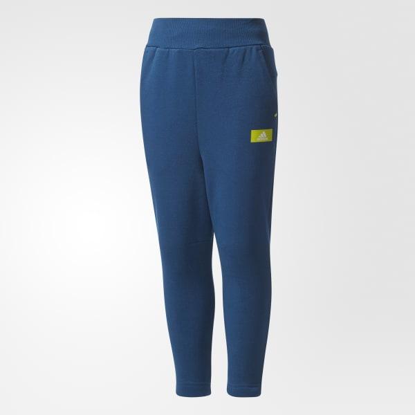 Pantalón Drop Crotch Azul CF1397