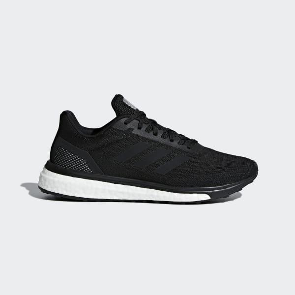 Response Schoenen zwart CQ0020