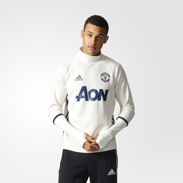 Manchester United FC Training Top White AP1022
