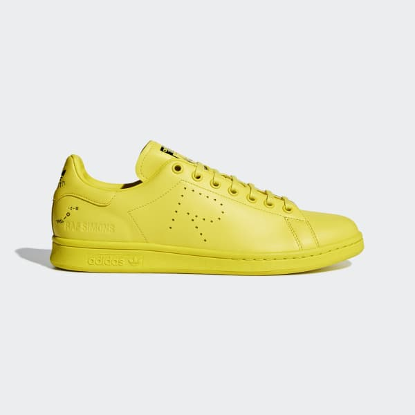 RS Stan Smith Shoes Yellow F34259