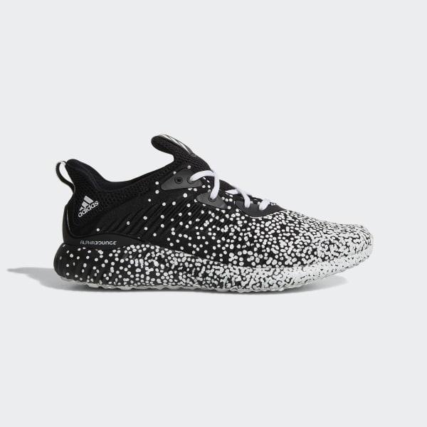 Alphabounce 1 Shoes Black CQ0414