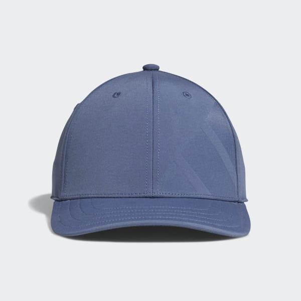 A-Stretch Bold Stripe Cap Blue CZ8912