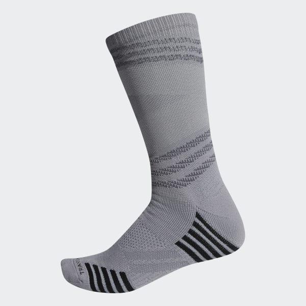 Speed Mesh Team Crew Socks Grey CJ5854