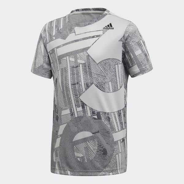Camiseta Treino Cinza CF7124