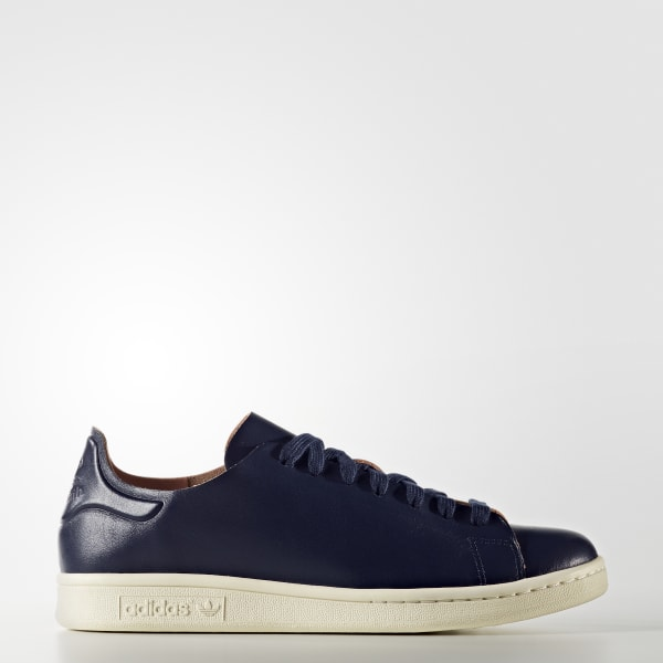 Chaussure Stan Smith Nude bleu BY2979