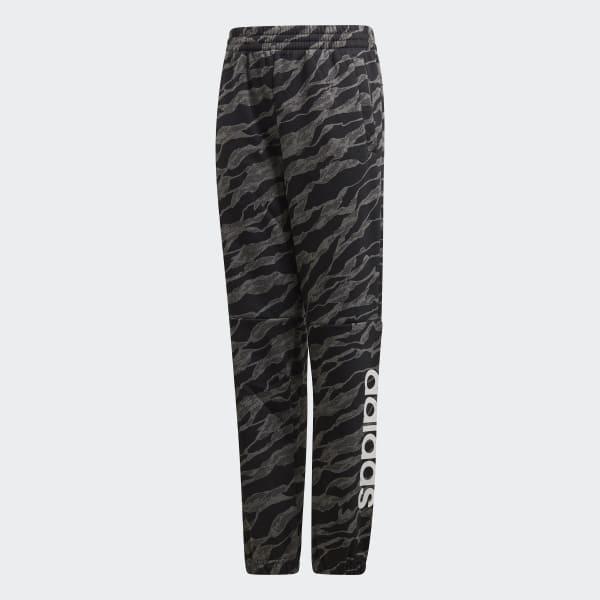 Pantaloni Linear Grigio DJ1782