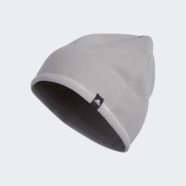 Bonnet 3-Stripes Fleece gris BC5317